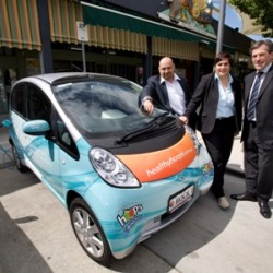 Canberras Electric Vehicle Network a Step Closer